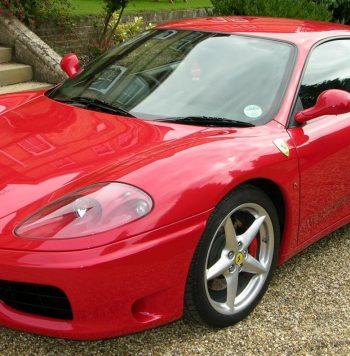 Ferrari 360 huren