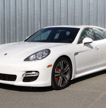 Porsche Panamera wit huren