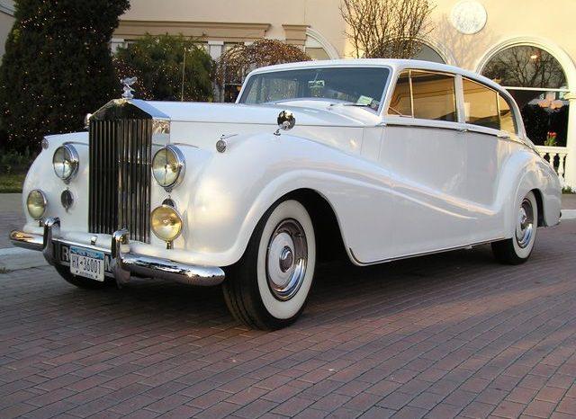 Rolls Royce Silver Dawn Huren